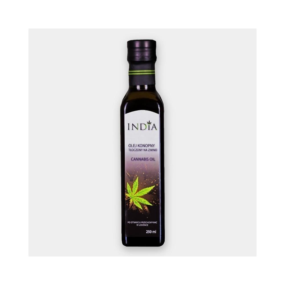 India Hemp Seed Oil