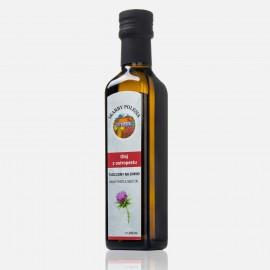 Aceite de semillas de Cardo Mariano.