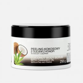 COCONUT BODY SCRUB 250 ML