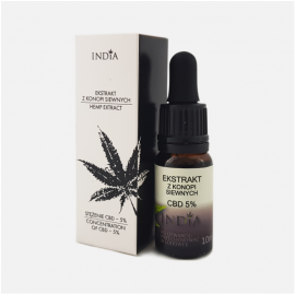 5% CBD EXTRACT 10ML