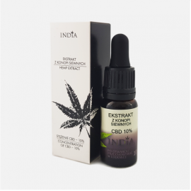 10% CBD EXTRACT 10ML