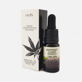 20% CBD EXTRACT 10ML